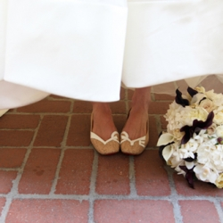 outlet store 93507 b6386 wedding shoes | weddinggawker