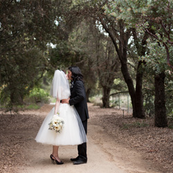 ... Botanical Garden Wedding