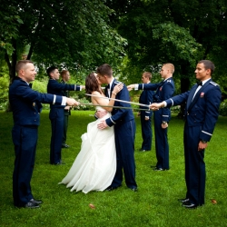 Us Airforce Wedding