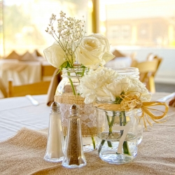 burlap and lace gallery | weddinggawker