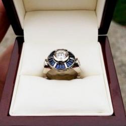 Ben Bridge Wedding Rings 76 Fabulous  Star Wars Engagement