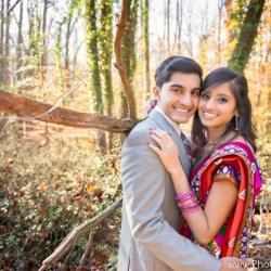 Maharaniweddings weddinggawker indian wedding engagement photo junglespirit Images