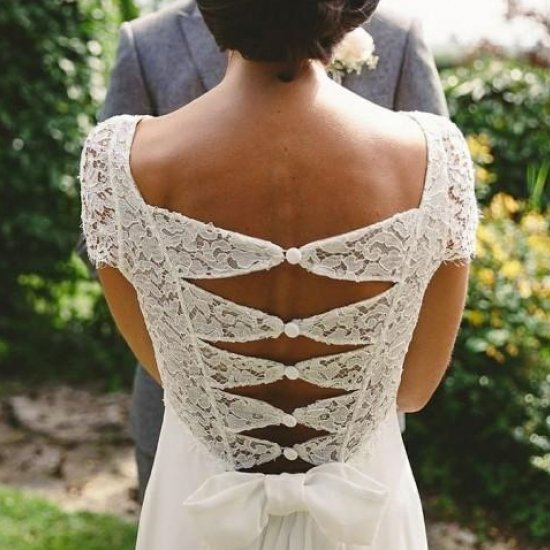 Wedding Dress Back Styles We Love