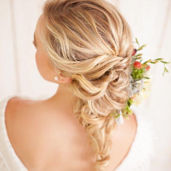 braided wedding hairstyles gallery | weddinggawker