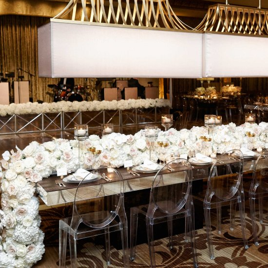 Long Tables Gallery Weddinggawker