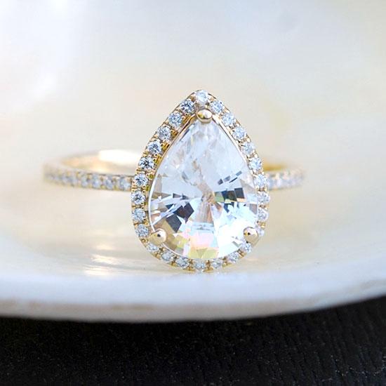 Pandora Wedding Rings 39 Spectacular  Stunning Boutique Engagement