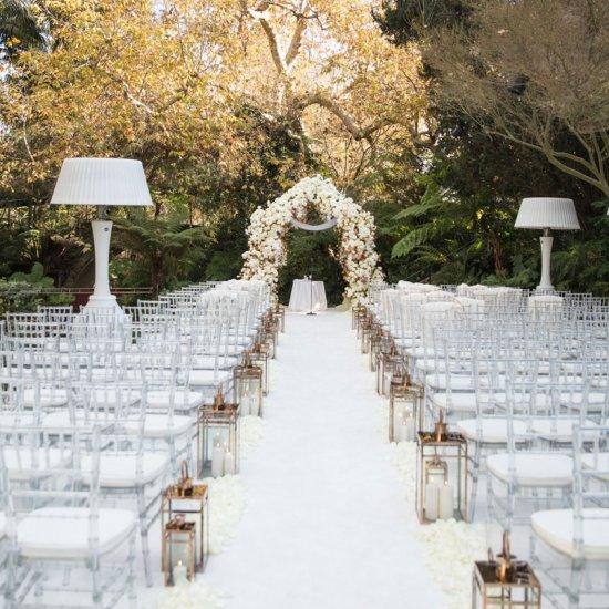 Winter Wedding In Los Angeles