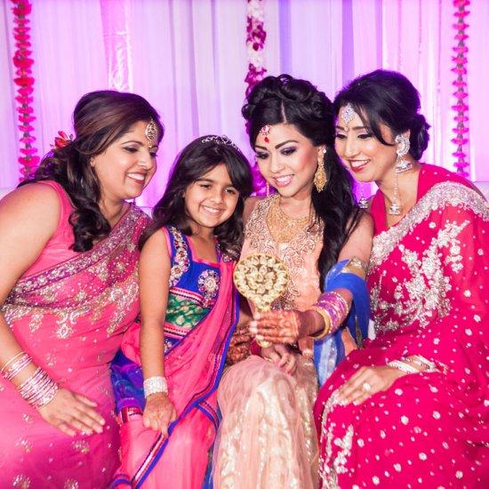 Richa Inders Bollywood Wedding
