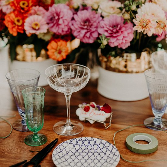 bridal shower cocktail party