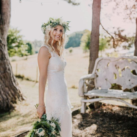 bohemian wedding ideas gallery | weddinggawker